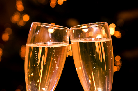 Champagne Glitz Glam Gluten Free