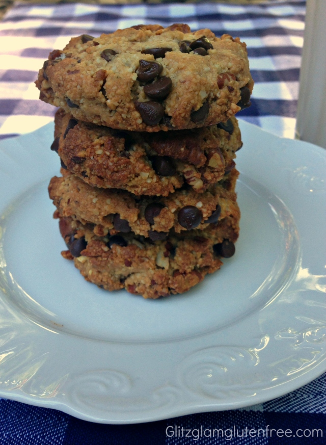 Paleo Cookies Close-up