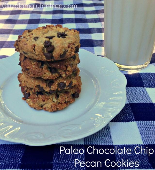 Paleo Cookies & Milk GGGF