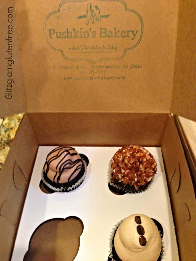 Pushkins Cupcakes