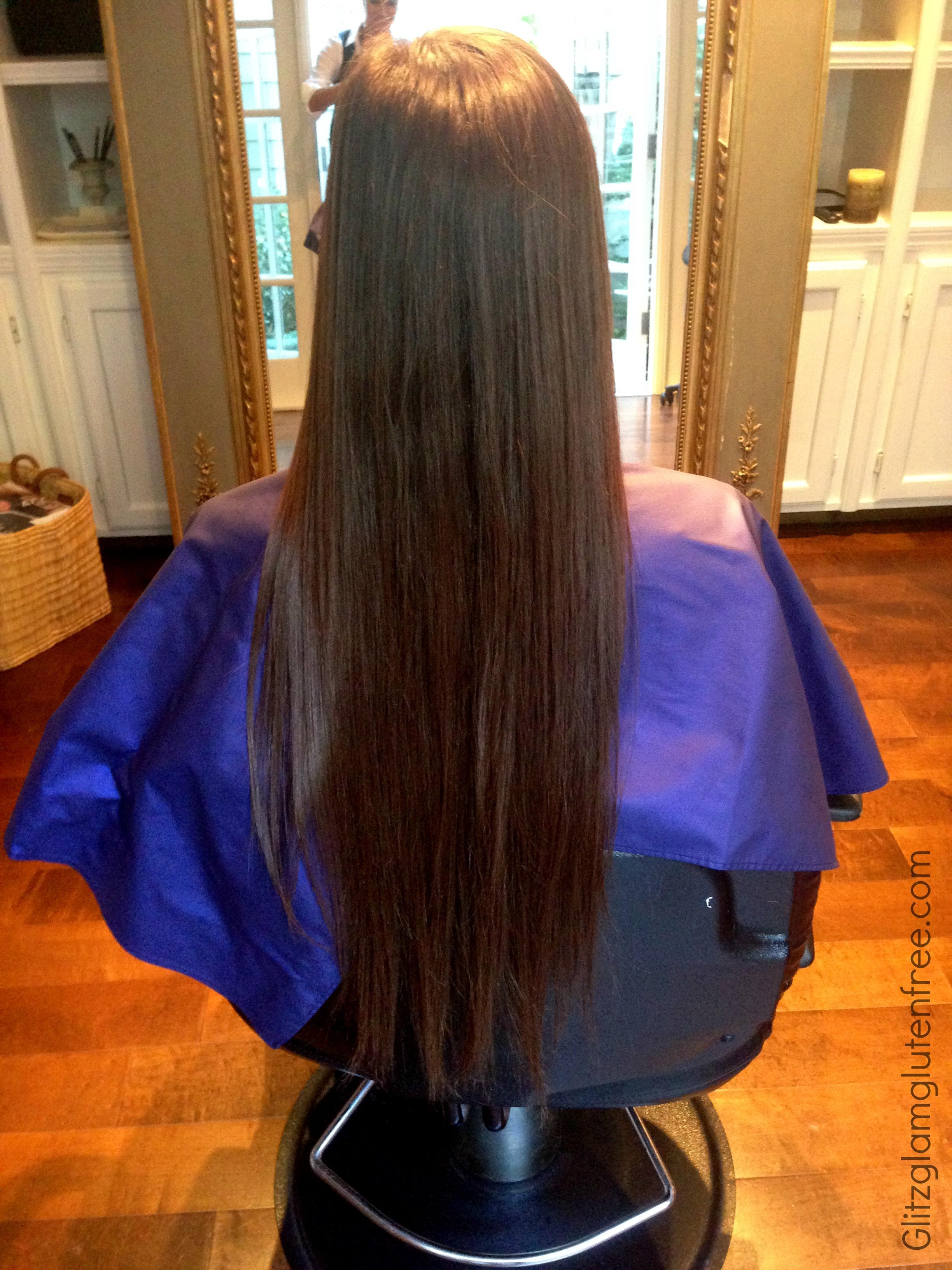 Hair Donation QA Glitz Glam Gluten Free